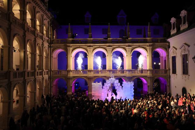 Festival de Esculturas de hielo (Brujas)