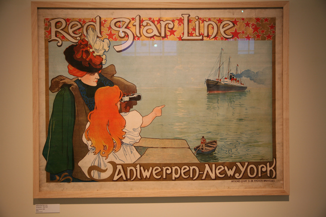 Red Star Line, cartel